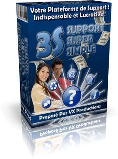 Script 3S - Support Super Simple - Votre Plateforme de Support