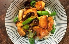 Friday Night Dinner Date: General Tso Hühnchen aus dem Wok Chicken Tikka Masala, General Tso, Friday Night Dinners, Wok, Date Dinner, Foodblogger, Quick Easy Meals, Yummy Food, Yummy Recipes