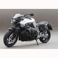 BMW K1300 Motorcycle Model 1:12 Scale