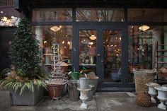 John Derian shop front NYC