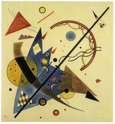 """""""Arco y punta"""", 1923."""