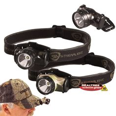 Batteries Included Ledlenser H4 3-in-1 Headlamp Runs on 3x AAA 40 Lumens