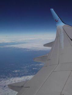Flight to Corfu!!!!