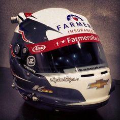 Kasey`s 2014 helment