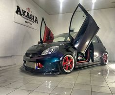 """STANCENATION INDONESIA http://ift.tt/2tS9dCm - """"wheel fitment & stanced cars""""  : @ishwar_creative @creative_automodified @jazzbriotuning  #stancenationesia . Follow the Crew : @autoji @stancerangers  @briomodifikasi @lowstyleindonesia . If you enjoy beautiful cars & photography you'll feel right at home.  #indonesiancarmodified #indonesiancarsenthusiast #cars #simpleandlow #carlifestyle #westfitmentsociety #eastprojectcc #gettinlow #photooftheday #staticlife #lowstyleindonesia #happyfitment…"""