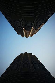 Marina Tower Chicago