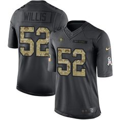Greg Olsen jersey Nike 49ers #52 Patrick Willis Black Men's Stitched NFL Limited 2016 Salute to Service Jersey Todd Gurley jersey Ryan Ramczyk jersey
