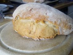 German Wheat Rye Bread - home made bread is the best and German bread is the best ever!