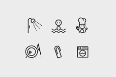 Red Bull Sports Academy Icons on Behance