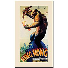 vintage movie posters could be cool too!