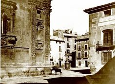 Plaza de La Cruz. Foto: Palanda.com