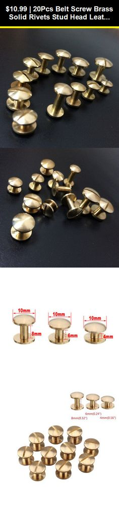 20x Skull Shape Rivets Studs Button for Leather Belt Bag Shoes 7mm Gray