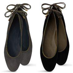 Cashon & Co. - Hermes Ballet Slippers