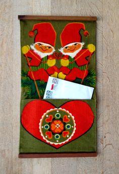 Your place to buy and sell all things handmade Christmas Mail, Swedish Christmas, Christmas Items, Vintage Christmas, Elf Yourself, Hessian, Beautiful Christmas, Gnomes, Scandinavian