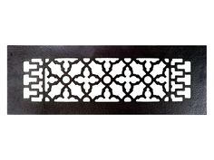 Grille 14'' x 4'' w/Holes