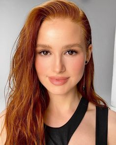 Madelaine Petsch, Cheryl Blossom Aesthetic, Color Depositing Shampoo, Patrick Ta, Cheryl Blossom Riverdale, Wedding Hair Colors, Dyed Red Hair, Ginger Girls, Natural Makeup Looks