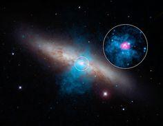 UFOLOGIA - OVNIS ONTEM: Nustar descobre estrela morta excepcionalmente bri...