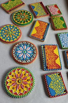These Cinco de Mayo cookies are works of art!