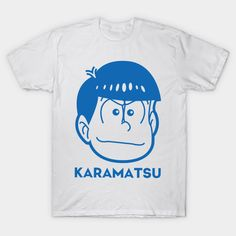 Karamatsu Kawaii - Karamatsu Matsuno - T-Shirt | TeePublic Kawaii Shirts, Fandoms, Boys, Solid Colors, Otaku, Cotton, Anime, Mens Tops, T Shirt