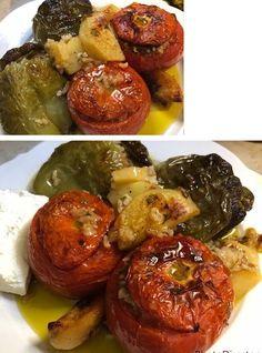 Greek Recipes, Vegan Recipes, Cooking Recipes, Greek Cooking, Fun Cooking, Cyprus Food, Greek Dishes, Savoury Dishes, Mediterranean Recipes