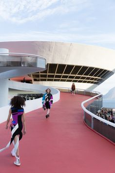 Louis Vuitton Takes Rio de Janeiro for Cruise 2017 Photo by by Breno Turnes.