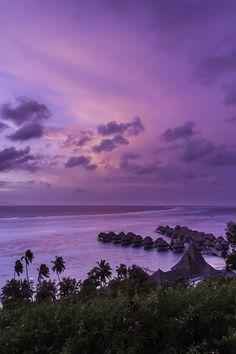 Moorea,French Polynesia...