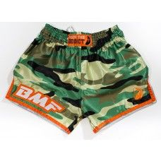 donald cerrone muay thai shorts