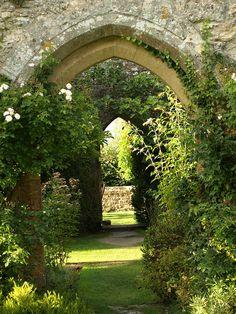 Amberley Castle, Nr Arundel, West Sussex by Sweppy, via Flickr