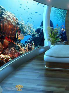The World's First Undersea Resort, Fiji
