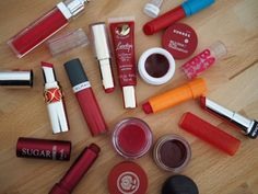 Rouge #2 | Sheer Red Lip Products - essiebutton