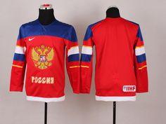 Russia Red Blank Kids 2014 Winter Olympics