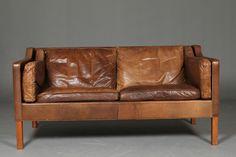 Model 2212 by Børge Mogensen for sale at Deconet