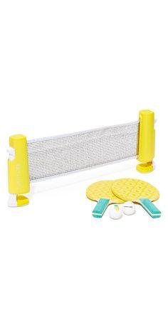 SunnyLife Pineapple Ping Pong Set   SHOPBOP