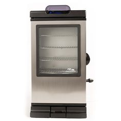 Built-in Bluetooth technology-control your smoker along with your good system 721 sq. inch of cooking house with 4 chrome-coated smoking racks 800 watt Electric Smoker Reviews, Electric Bbq Grill, Masterbuilt Electric Smokers, Cooking Temperatures, Smart Technologies, Chrome Plating, Bluetooth, Technology, Digital