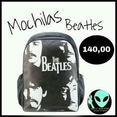 Veja nosso novo produto Mochila Beatles ! Se gostar, pode nos ajudar pinando-o em algum de seus painéis :)