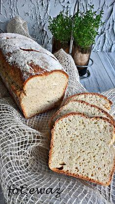 Ewa w kuchni: Mleczny chleb pszenno orkiszowy