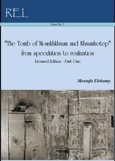 The tomb of Niankhkhnum and Khnumhotep, Old Kingdom Egypt, is regarded as exceptional either in its size and architecture or most noticeably in its lively portraits of intimacy between the two owners. Egyptologists have been confused by the portraits as being unprecedented in the Egyptian tombs. They looked for clues either in iconography or texts and came by three explanations: either they are twins, or conjoined twins, or they are in a homosexual relation. (Free Download)