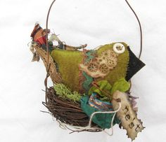 nest by Baggaraggs on Etsy