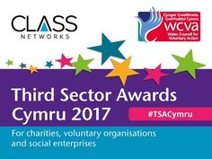 Less than a month to get nominated for WCVA Innovative Fundraising award