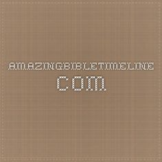 amazingbibletimelinecom