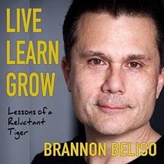 "Did you know you could listen to my book? I humbly hope you choose this for next bit of learning. must-listen from my ""Live Learn Grow"" by Brannon Beliso, narrated by Brannon Beliso. Motivate Yourself, Live For Yourself, Live And Learn, It's Meant To Be, Hope You, Did You Know, Knowing You, Life Is Good, My Books"