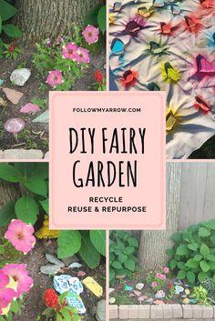 Let's Build a Fairy Garden!