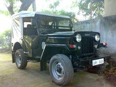 M&M CJ340 Jeep: My Mahindra & Mahindra (M&M) CJ340 is a Short wheel base (SWB) Jeep, the diesel version of CJ3B, with Peugeot 2, 112 cc XDP4.90 engine and 4-speed KMT90