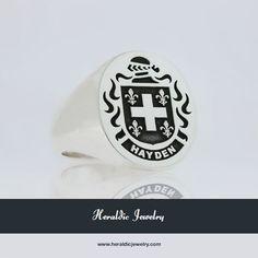 Hayden family crest jewelry