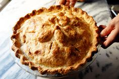 KQED's Forum: Thanksgiving Advice for Your Holiday Kitchen Apple Pie by Stephanie Rosenbaum. Photo: Wendy Goodfriend