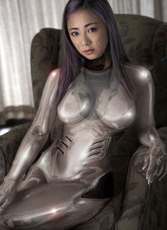 Futuristic Girl, Minori by ~Rigozoolook on deviantART