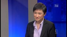 Federal MP Penny Wong: softly-spoken, straight-talking, intelligent, ethical and strong. This is how politics should be done.