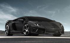 Lamborghini Aventador Black And Red Wallpaper Wallpaper