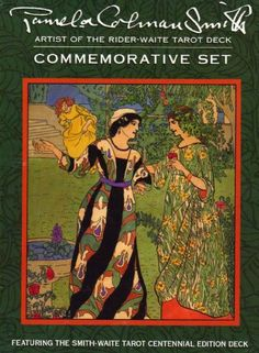 Pamela Colman Smith Commemorative Set by Stuart Kaplan http://www.amazon.com/dp/1572816392/ref=cm_sw_r_pi_dp_k5wWvb1XERBV9