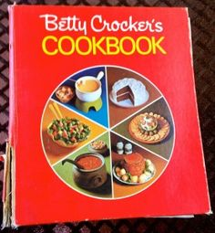 Betty Crocker, circa 1973: Even feminists have to eat. From the blog of The Armchair Cook.